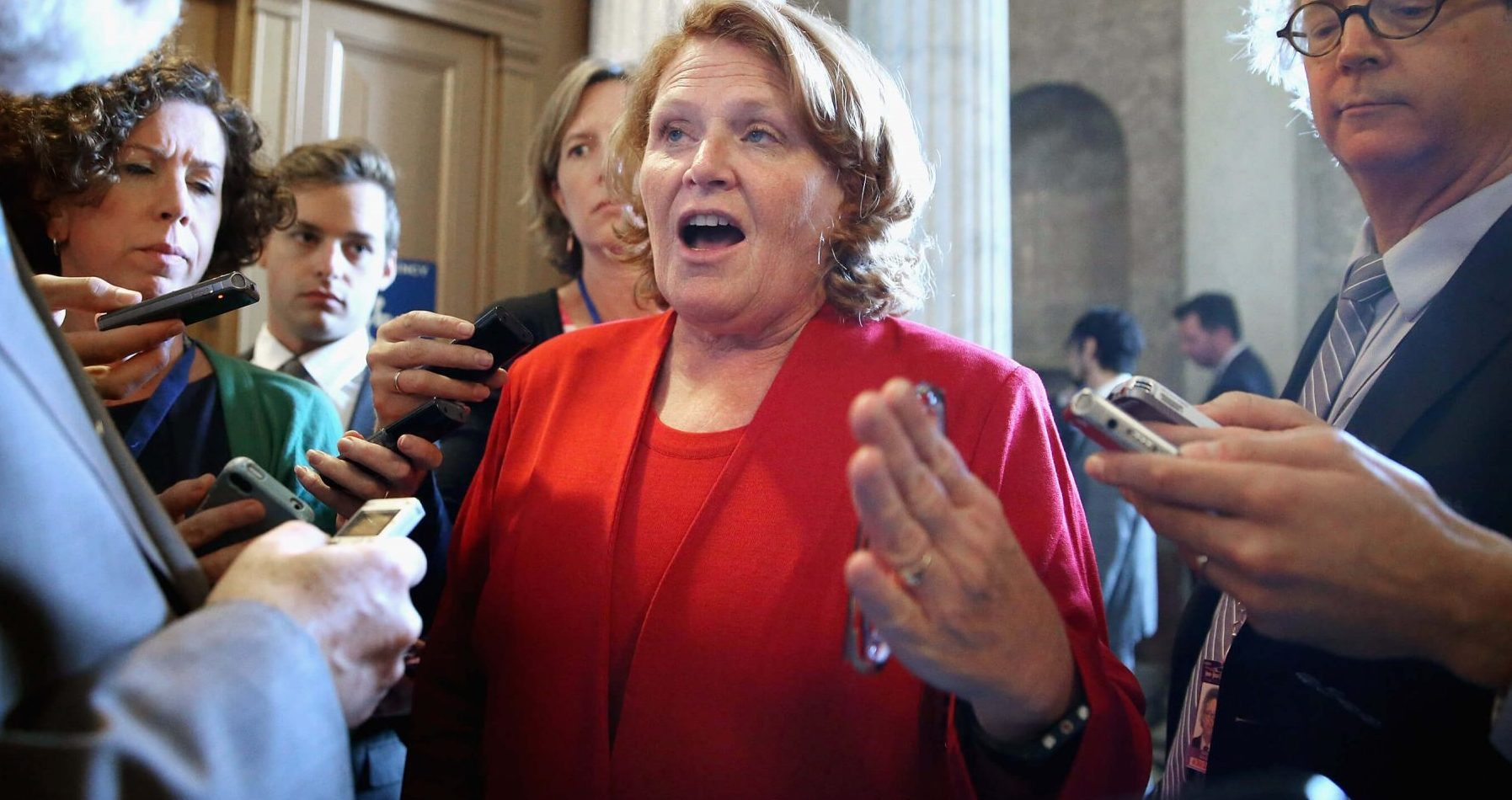 What Went Wrong? Heidi Heitkamp's 3 Biggest Challenges to Reelection