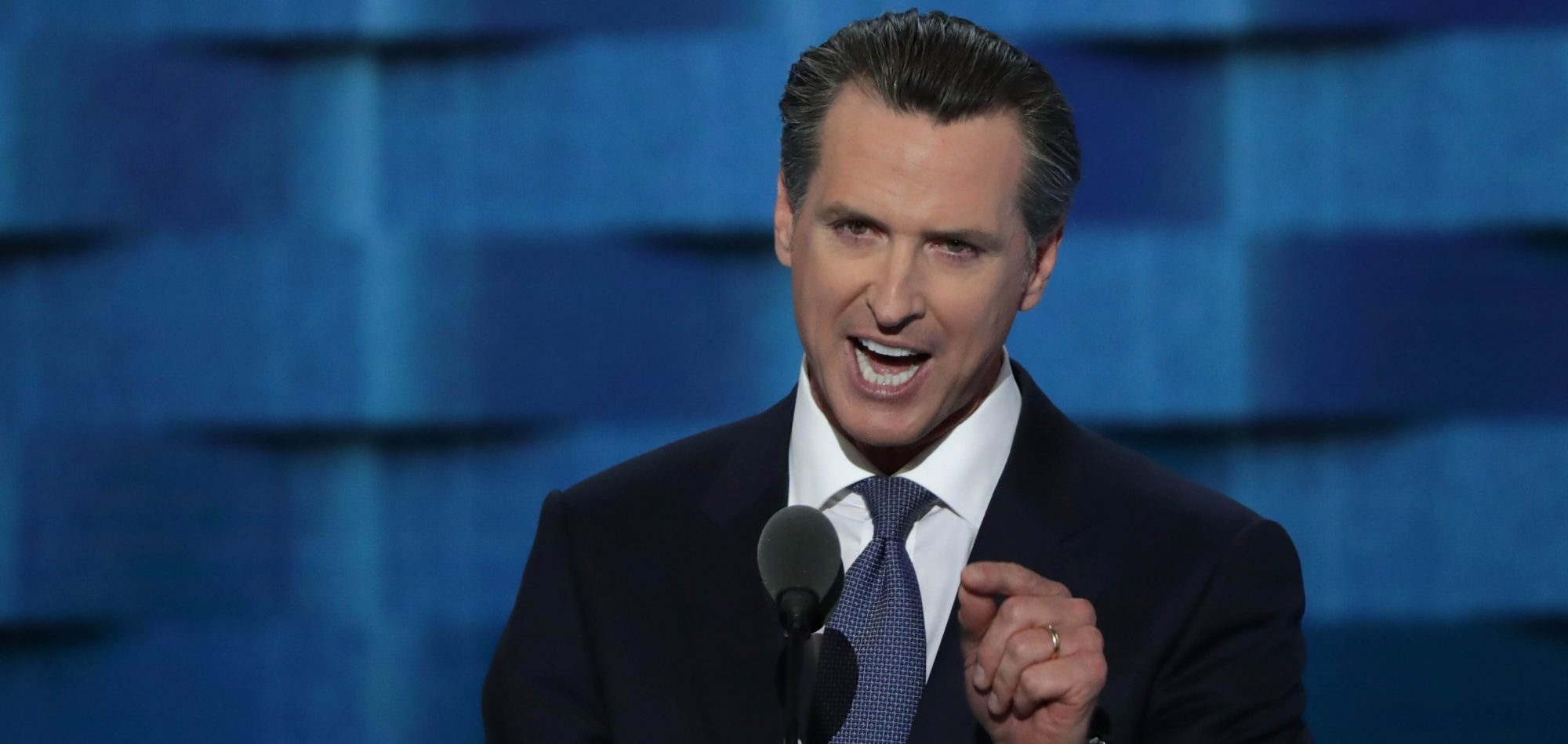 Guess Who CA Lt. Gov. Gavin Newsom Called a 'Prick' in an Email to His Sister?