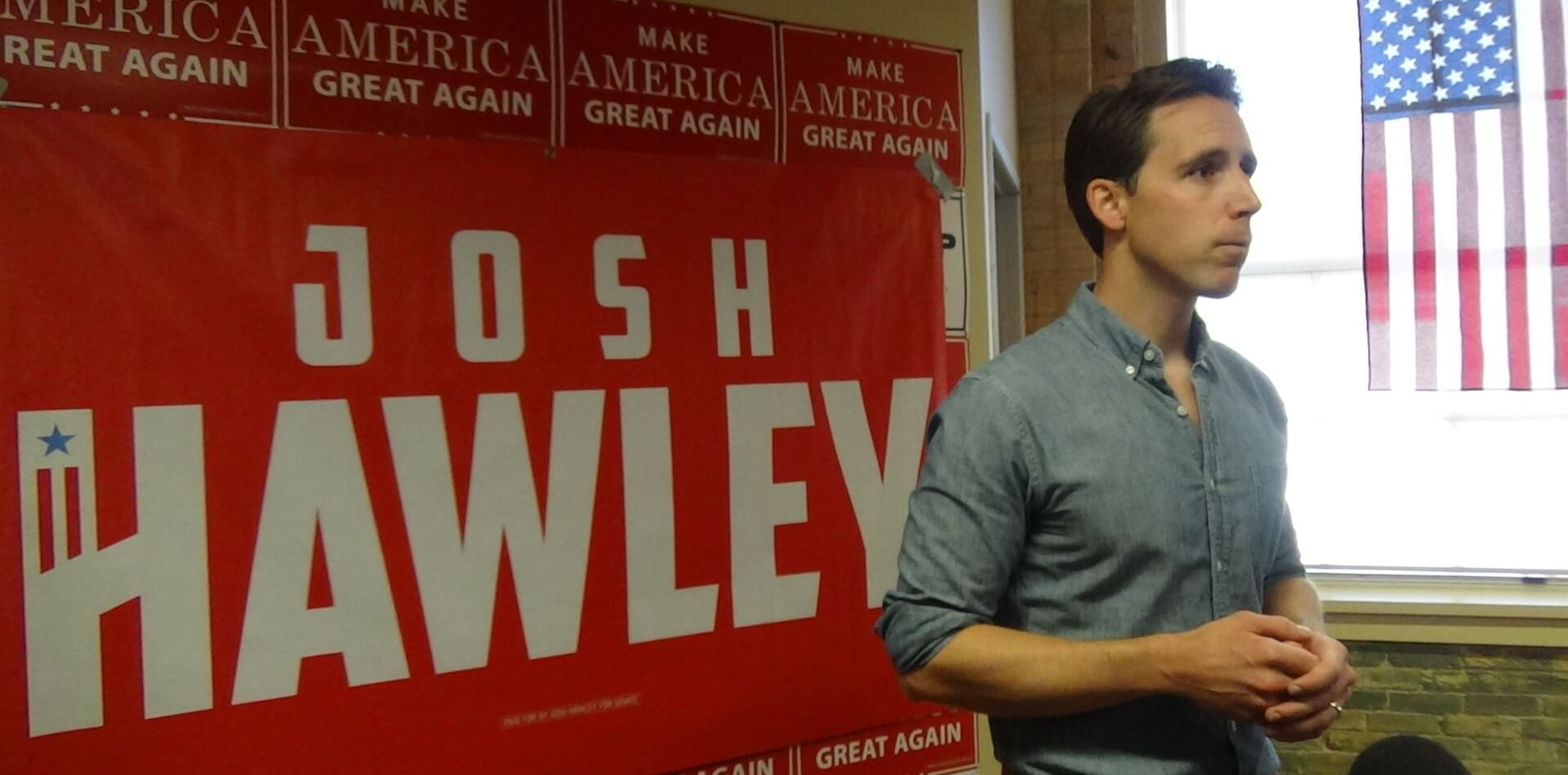 KC Star: Josh Hawley is the clear choice for Missouri Republicans in U.S. Senate primary