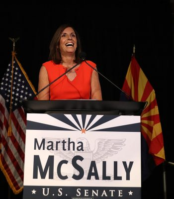 New Polls in Arizona and Nevada Show Tight Races in GOP-Held Seats