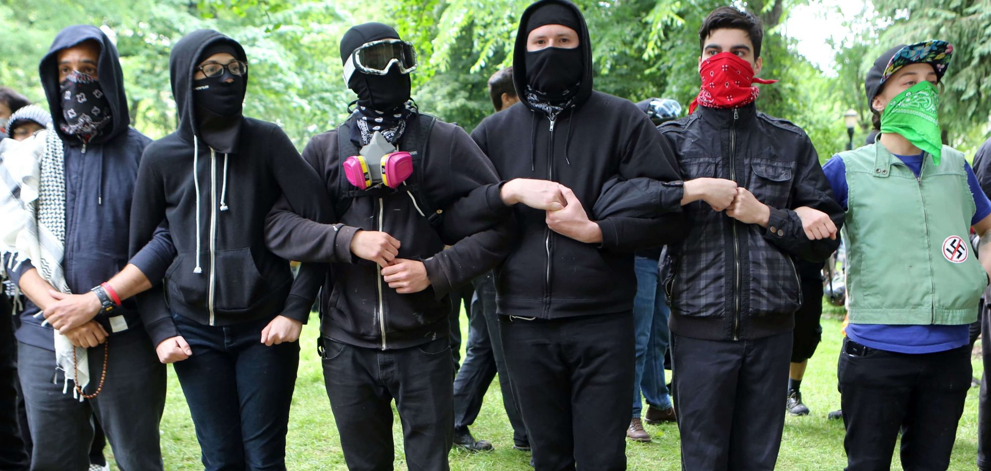 RESISTANCE EXPOSED: Who Are Antifa?